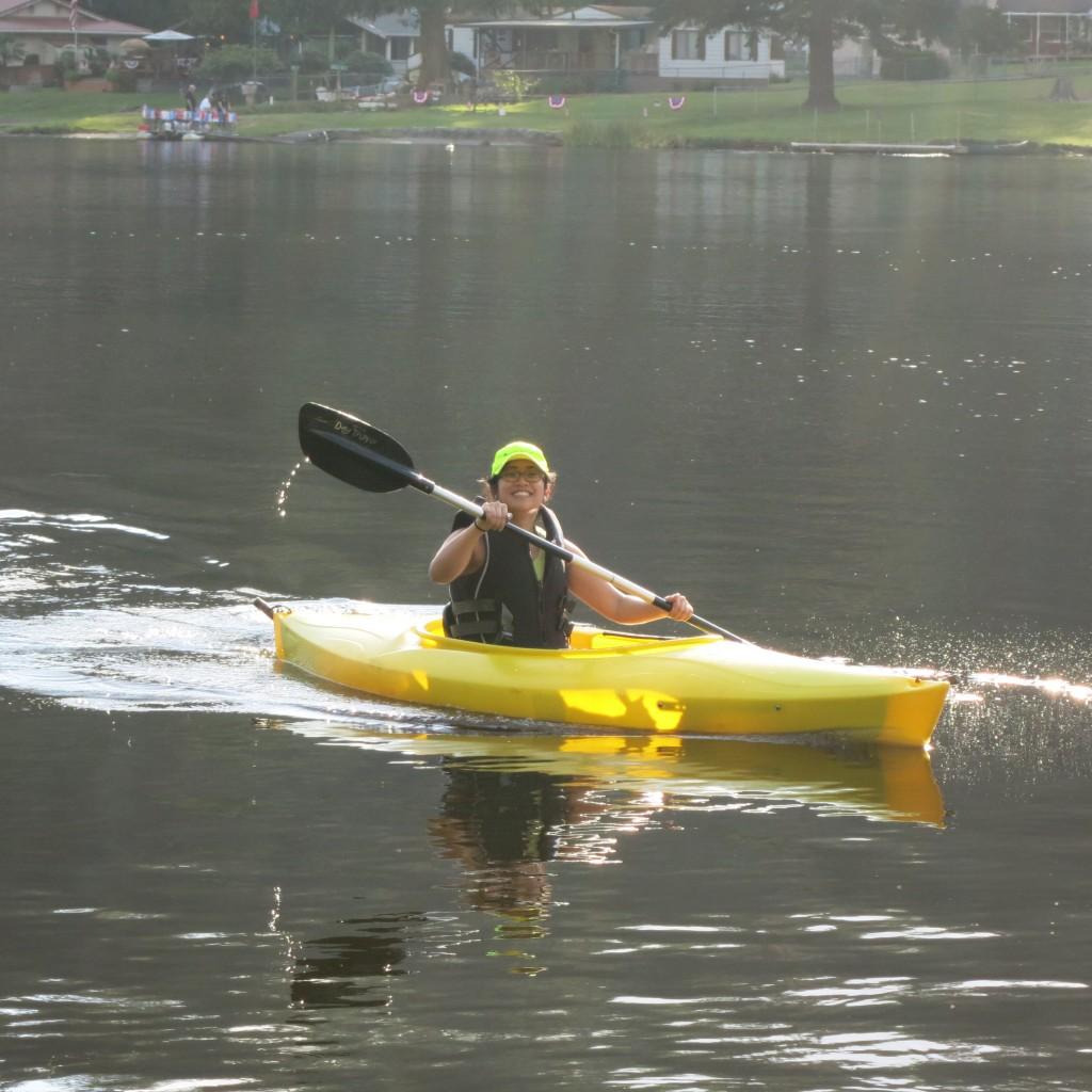 Lake Ohop