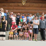 Aquino family reunion at Soap Lake, WA